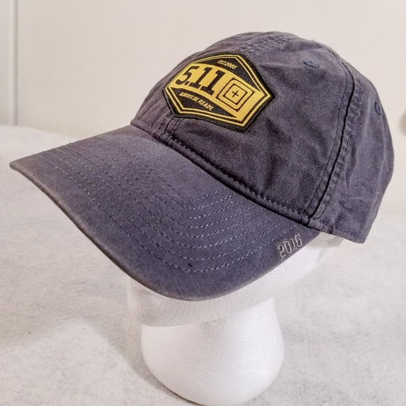 b683c9c22 5.11 Tactical Other - 5.11 Tactical Always Be Ready Big Logo Ball Cap